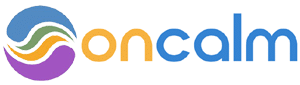 OnCalm – Stress Wellness Programs Logo